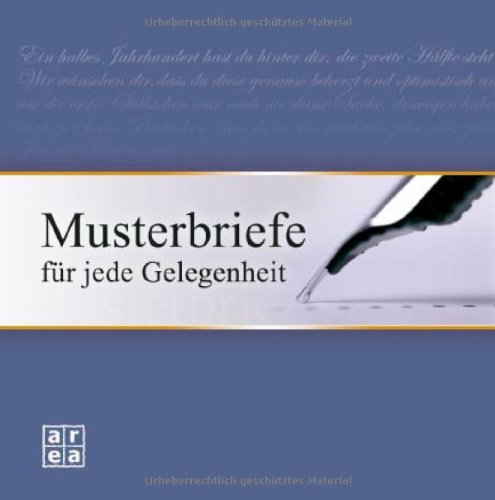 Muster Briefe