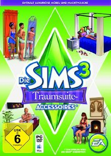 Die Sims 3: Traumsuite-Accessoires (Add-On)