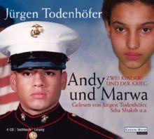 Andy und Marwa. 4 CDs . Zwei Kinder und der Krieg