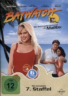 Baywatch - 7. Staffel [6 DVDs]