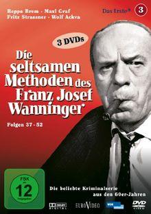 Die seltsamen Methoden des Franz Josef Wanninger, Folgen 37-52 [3 DVDs]