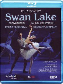 Schwanensee (Tschaikowsky) [Blu-ray]