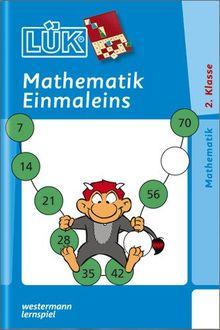 LÜK: Mathematik 1 X 1: ab Klasse 2: Training der Rechenfertigkeit des 1x1 sowie das Üben und Erfassen unterschiedlicher struktureller Zusammenhänge ... (Division, Aufteilen, Verteilen)