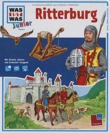 Was ist was junior, Band 06: Ritterburg