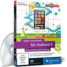Apps entwickeln für Android 5