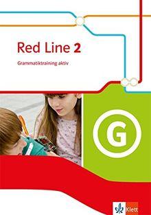 Red Line / Grammatiktraining aktiv!: Ausgabe 2014