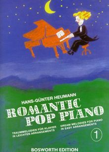Romantic Pop Piano, Band 1