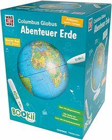 """BOOKii WAS IST WAS Columbus Globus """"Abenteuer Erde"""". Mit Hörstift"""