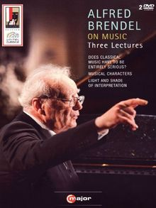 Alfred Brendel - On Music: Three Lectures