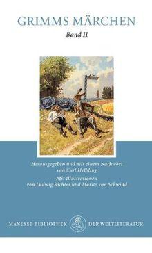 Grimms Kinder- und Hausmärchen, Band 2