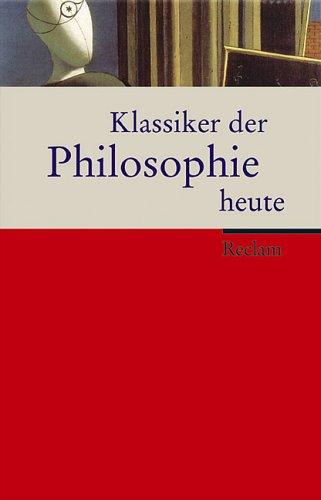 Philosophie Heute
