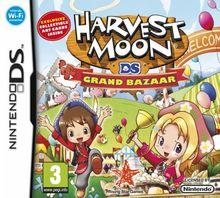 Harvest Moon: Grand Bazaar (Nintendo DS) [Import UK]