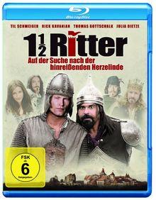 1.5 Ritter - Auf der Suche nach der hinreissenden Herzelinde [Blu-ray]