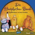 Die Honigkuchen-Bande, 1 Audio-CD