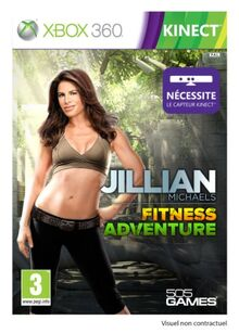 Jillian Michael's fitness adventure