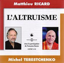 Matthieu Ricard et Michel Terestchenko (avec la Pa