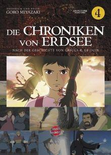 Erdsee-Chroniken: Die Chroniken von Erdsee, Band 4: Nach der Geschichte von Ursula K. Le Guin: BD 4