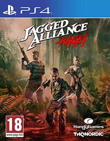 THQ Nordic - Jagged Alliance: Rage! /PS4 (1 GAMES)