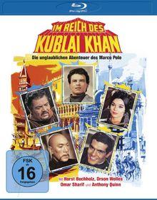 Im Reich des Kublai Khan [Blu-ray]