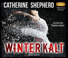 Winterkalt (ungekürzte Lesung auf 1 MP3-CD mit 8 Stunden) (Julia Schwarz)