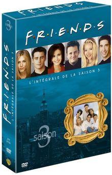Friends - L'Intégrale Saison 3 - Édition 3 DVD (Nouveau Packaging) [FR Import]
