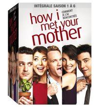 How I met your mother l'intégrale saisons 1 à 6 [FR Import]