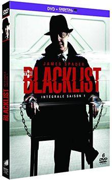 Coffret the blacklist, saison 1 [FR Import]