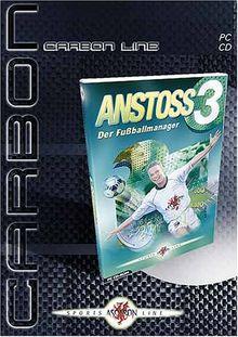 Anstoss 3 - Der Fußballmanager [Carbon Line]