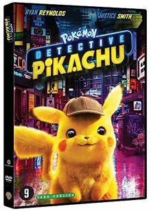 Pokémon détective Pikachu [FR Import]