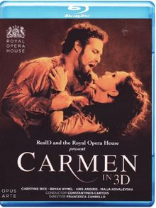 Bizet: Carmen [Blu-ray 3D]
