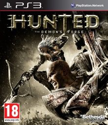PS3 Hunted FR