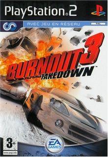 Burnout 3 : Take down [FRANZOSICH]