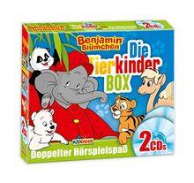 Benjamin Blümchen-Tierkinder Box