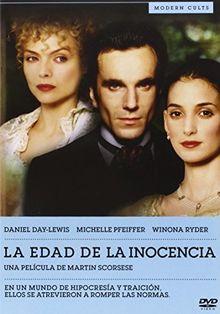 La Edad De La Inocencia (Import Dvd) (2012) Daniel Day-Lewis; Michelle Pfeiffe