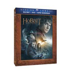 Le hobbit 1 : un voyage inattendu [Blu-ray]