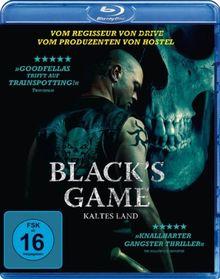 Black's Game - Kaltes Land [Blu-ray]