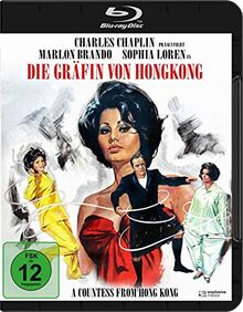 Die Gräfin von Hong Kong (A Countess from Hong Kong) [Blu-ray]