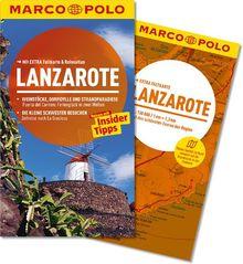 MARCO POLO Reiseführer Lanzarote: Reisen mit Insider-Tipps. Mit EXTRA Faltkarte & Reiseatlas