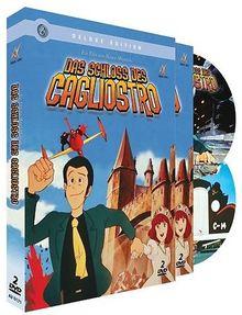Das Schloss des Cagliostro [2 DVDs] [Deluxe Edition]