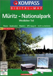 Müritz - Nationalpark westlicher Teil