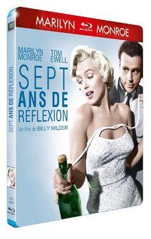 Sept ans de réflexion [Blu-ray] [FR Import]