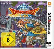 Dragon Quest VIII: Die Reise des verwunschenen Königs - [3DS]