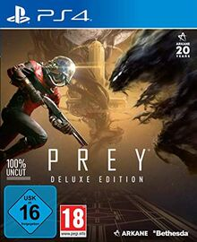 Prey: Deluxe Edition [PlayStation 4]