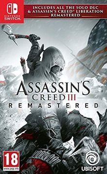 Assassin's Creed III Remastered + Assassin's Creed Liberation Remastered (Nintendo Switch) [ ]