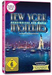New York Mysteries - Geheimnisse der Mafia