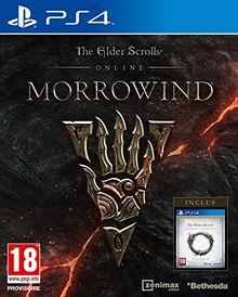 The Elder Scrolls Online: Morrowind Jeu PS4