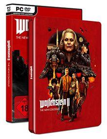 Wolfenstein II: The New Colossus + Steelbook - [PC]