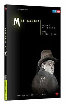 M le maudit [Blu-ray] [FR Import]