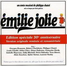 Emilie Jolie - Edition 30eme Anniversaire
