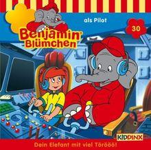 Benjamin Blümchen 030 als Pilot